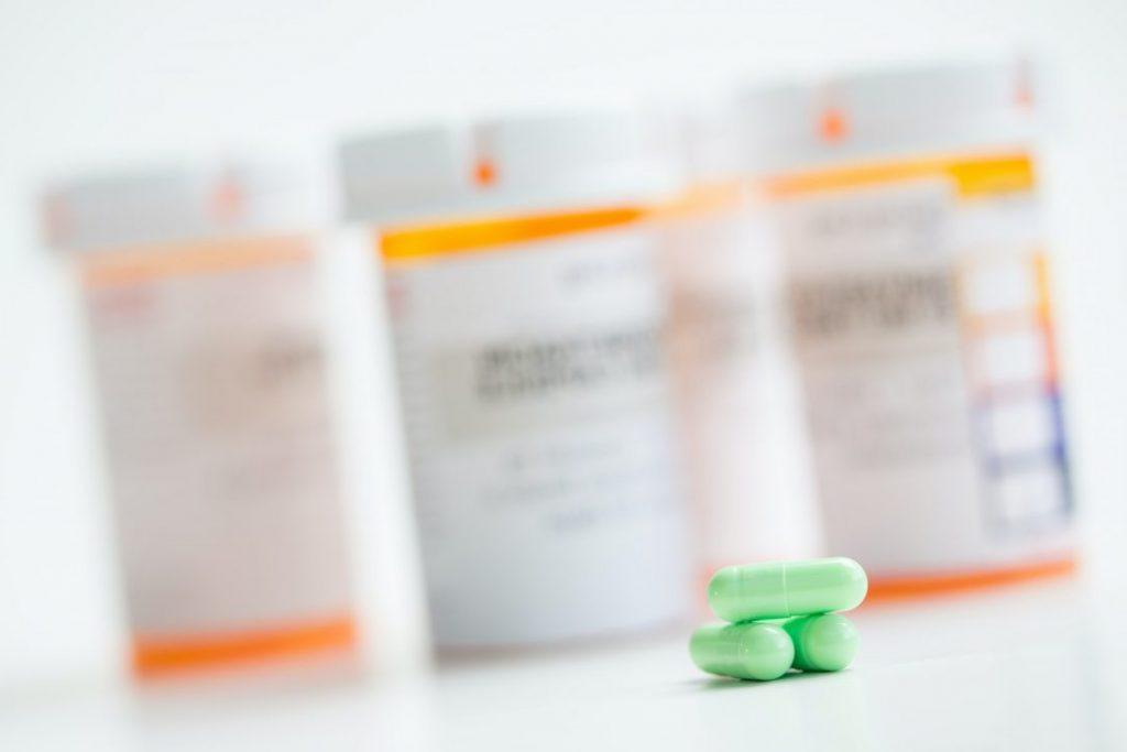 의약용 화합물 및 항생물질 제조업